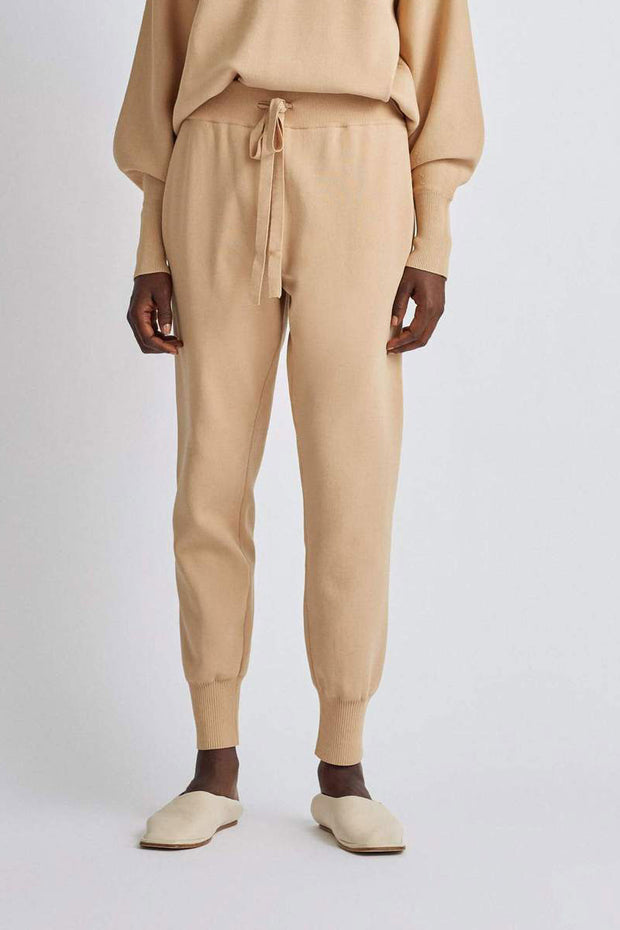 C&M Sidney Tapered Knit Pant | Shop Camilla and Marc at IKON NZ