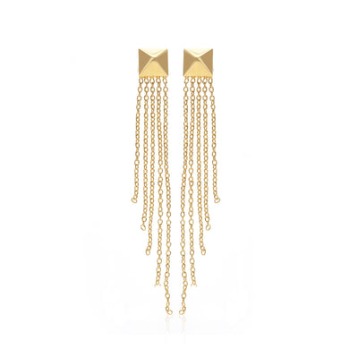 She Was Earring - Gold shop online or in store at IKON