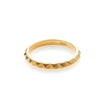 Patiently Ring - Gold shop online or in store at IKON