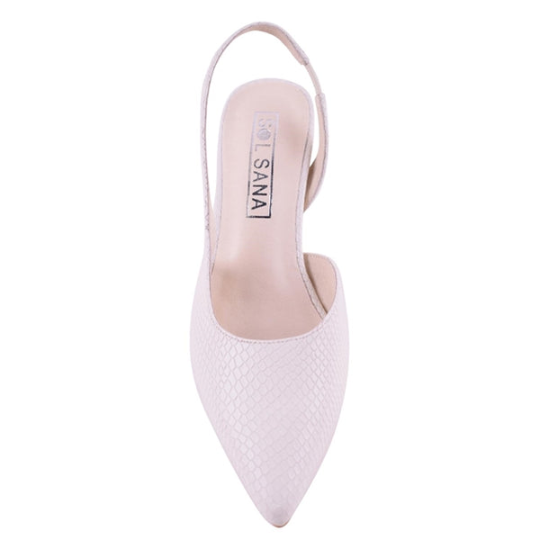 Juliet Heel - Off White