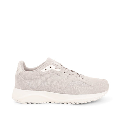 Woden Sophie Snake Suede/Sea Fog Grey |Shop Woden at IKON Arrowtown NZ