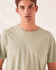 Mens Standard Tee - Soft Green