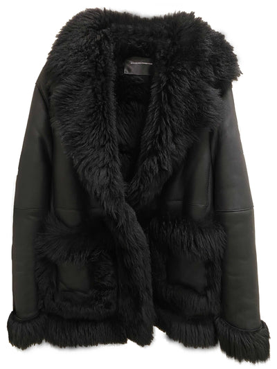 Midwest Shearling Coat | Shop Stolen Girlfriends Club SGC at IKON