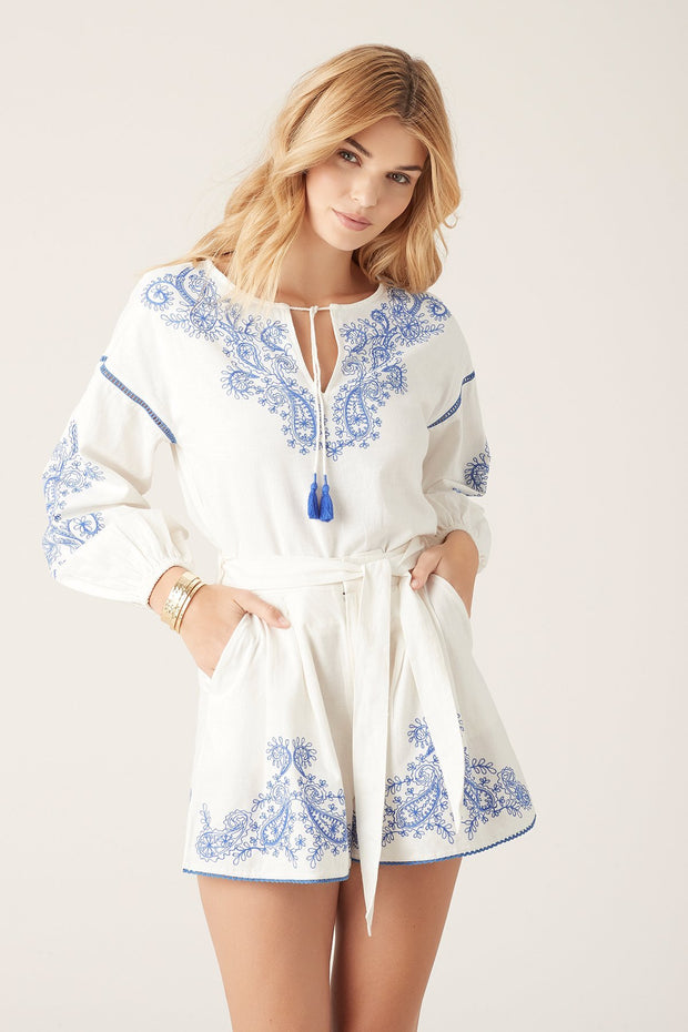 Tigerlily Azid Blouse | Shop Tigerlily at IKON NZ