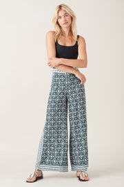 Tigerlily Odia Pant Green | Shop Tigerlily at IKON NZ