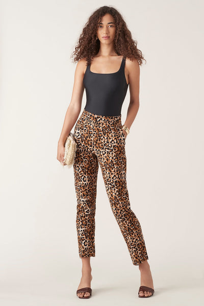 Tigerlily Divya Pants Leopard | Shop Tigerlily at IKON NZ