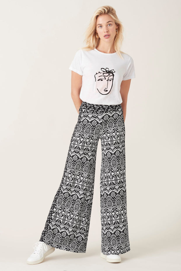 Tigerlily Channi Pant Black | Shop Tigerlily at IKON NZ