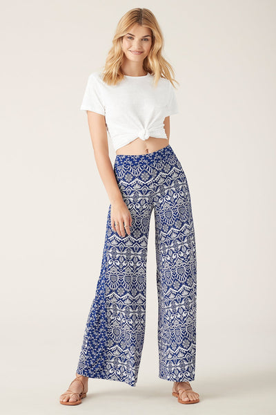 Tigerlily Channi Pant Indigo | Shop Tigerlily at IKON NZ
