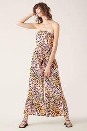 Tigerlily Talor Jumpsuit Leopard | Shop Tigerlily at IKON NZ