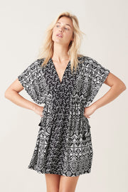 Tigerlily Channi Mumu - Black | Shop Tigerlily at IKON NZ