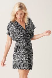 Tigerlily Channi Mumu - Black