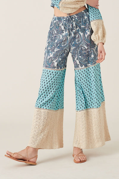Tigerlily Patha Pant - Multi | Shop Tigerlily at IKON in Arrowtown, NZ