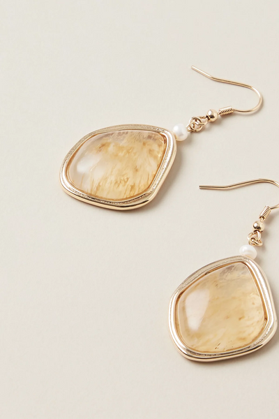Veda Large Drop Earring | Shop Tigerlily at IKON NZ