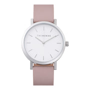 The Original Watch - Silver/White/Blush