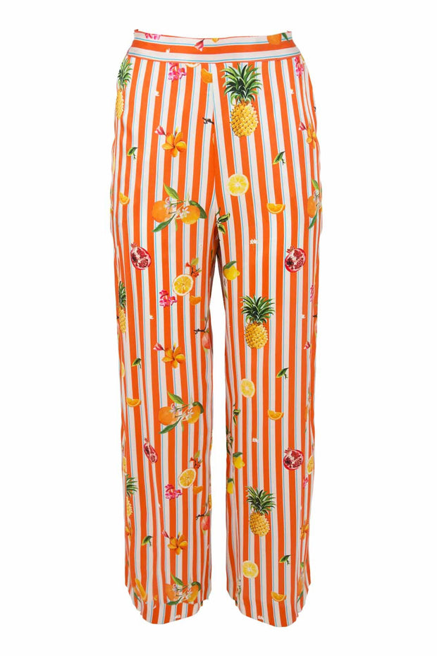 Cooper Miss Fancy Pants Pant - Orange Stripe