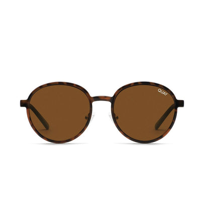 I See You-Clip On - Tort/Brown Flash | Shop Quay Sunglasses at IKON NZ
