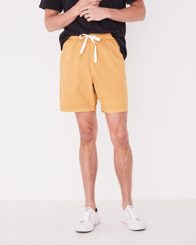 Mens Ocean Swim Short - Amber