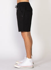 Mens Traveller Short - Black