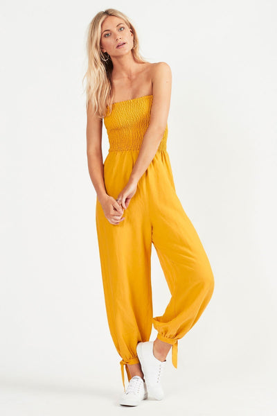 Tigerlily Tansy Jumpsuit Marigold