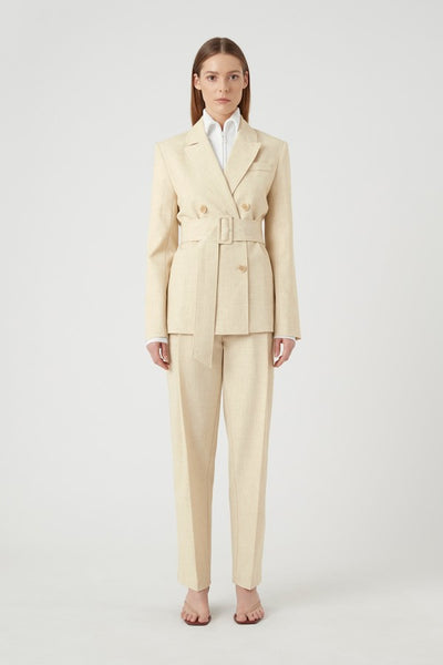 C&M Theo Blazer Light Beige