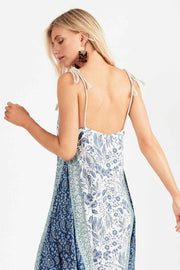 Tigerlily Cameli Dress - Blue