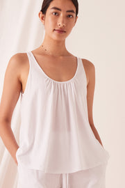 Womens Tilly Top - White | Shop Assembly Label at IKON NZ