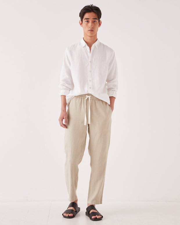 Mens Transition Pant - Washed Khaki