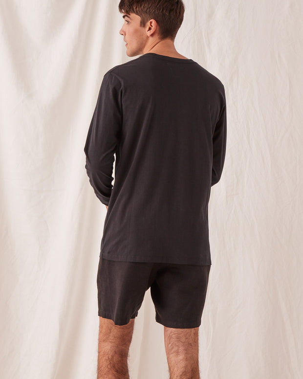 Mens Transition Short - Black
