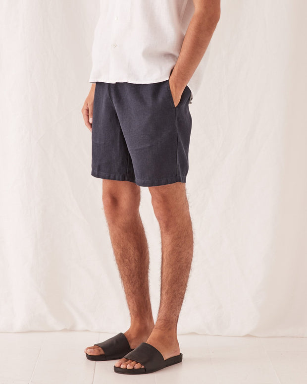 Mens Transition Short - Navy