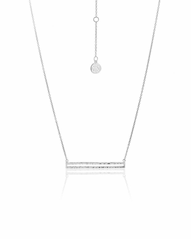 Long Way Necklace | Shop Silk & Steel at IKON Arrowtown