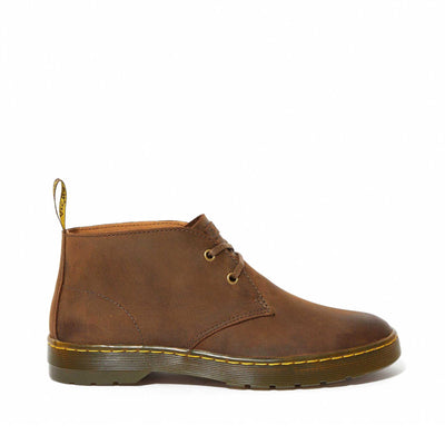 Cabrillo Leather Desert Boot Gaucho | Shop Dr Marten Online at IKON NZ