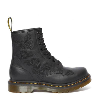 Vonda Mono 8 Eye - Black | Shop Dr Marten Online at IKON Arrowtown