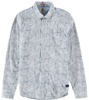 Mens LS Shirt - White