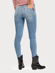 Womens La Bohemienne Jean - Colour Me Blue Denim