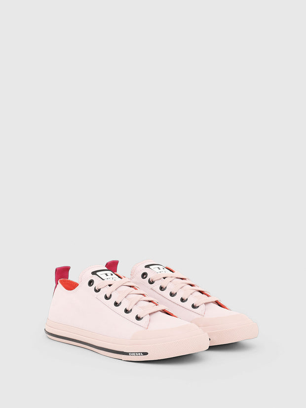 Womens S-Astico Low Cut - Light Pink T4259 | Shop Diesel at IKON NZ