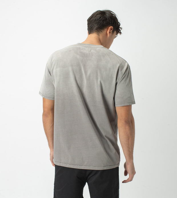 Field Work Box Tee - Ash