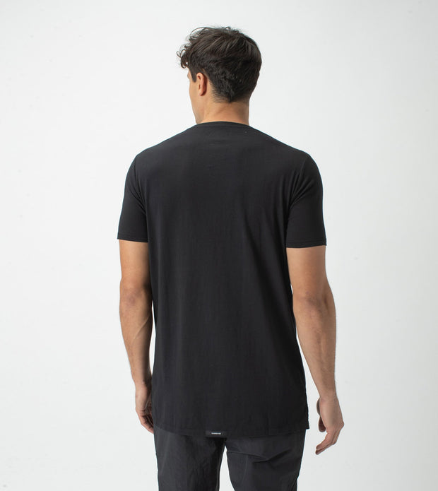 Tracked Flintlock Tee - Black