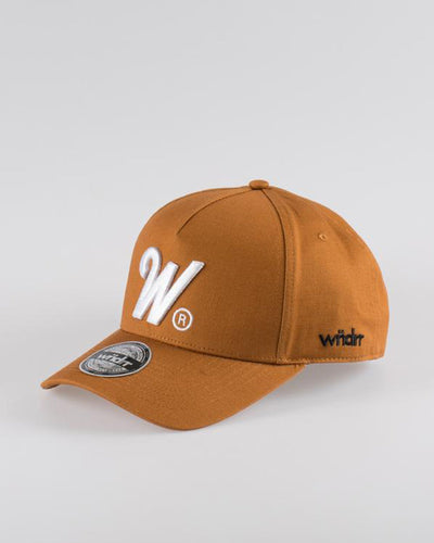 Phillips Snapback Cap Almond