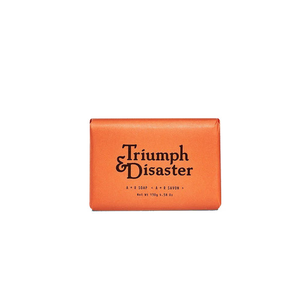 A & R Soap 130g | Triumph & Disaster skincare at ikonnz.com