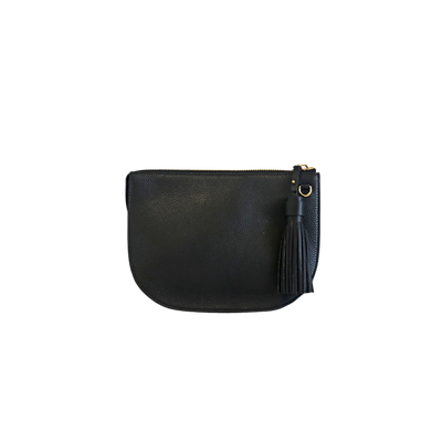 Alpha Half Moon Bag Black | Shop Vash Bags online at ikonnz.com NZ