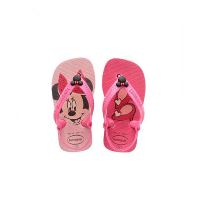 Toddler Baby Disney Classics - White/Fluro | Shop Havaianas at IKON in Arrowtown, NZ