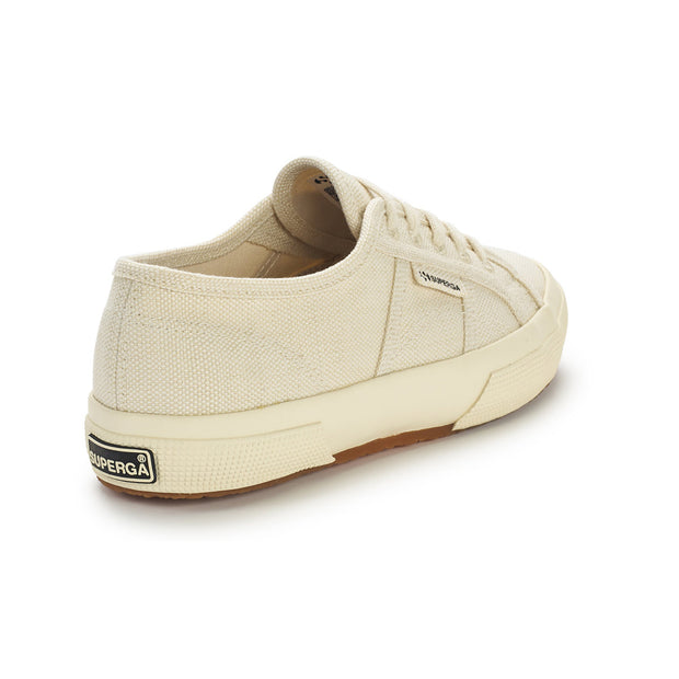 Superga 2750 Organic Cotton Hemp - Natural Beige