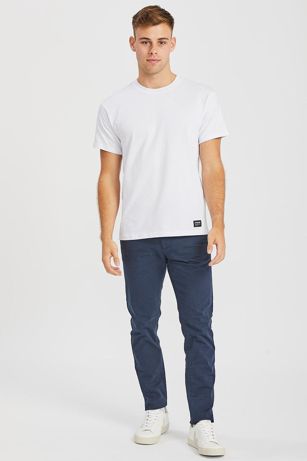Mens Clark Chino - Length 32 - Midnight