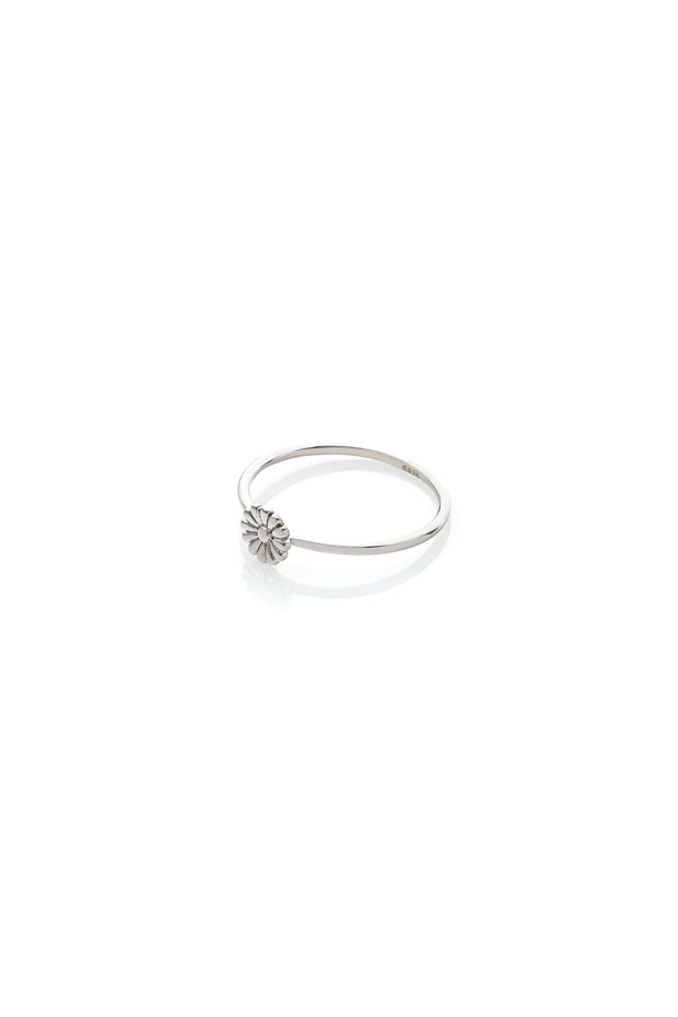 Daisy Ring - Silver | Shop Silk and Steel Jewellery at IKON