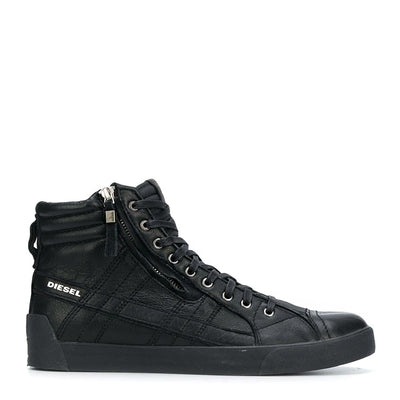 Mens D-Velows Leather - 8013