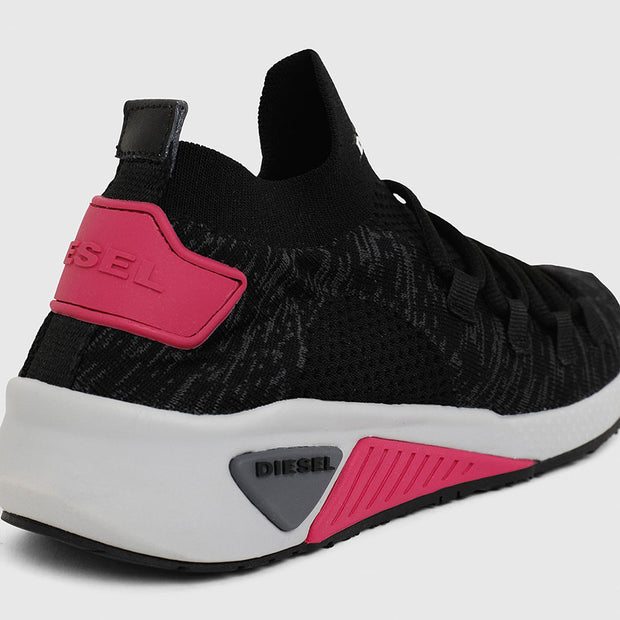 Womens S-KB Athl Lace - Black/Pink H2564