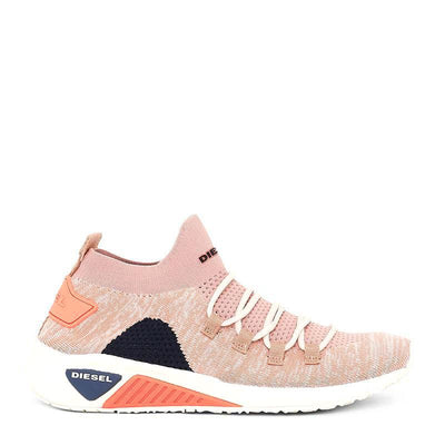 Womens S-KB Athl Lace Pink H7476 | shop Diesel at IKON, Arrowtown, NZ