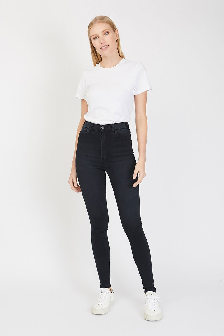 Moxy Jean Pitch Dark Blue | Shop Dr Denim at IKON Arrowtown NZ
