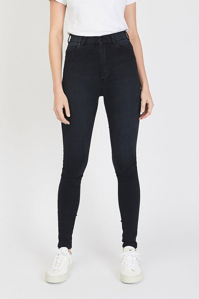 Moxy Jean - Pitch Dark Blue