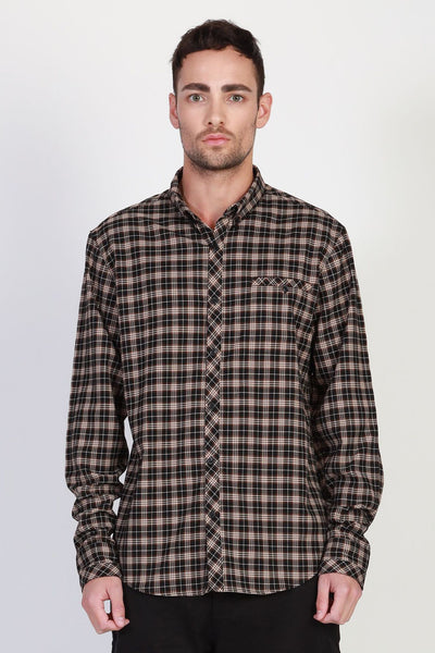 Mens On Point Shirt - Coco Check | Shop Federation at IKON NZ